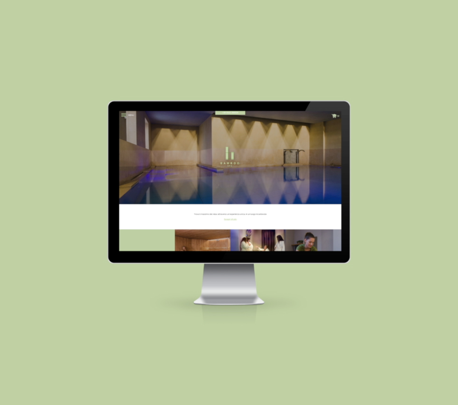 BAMBOO | WEB DESIGN